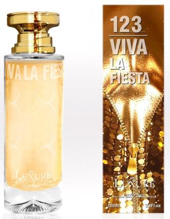 Luxure Viva La Fiesta parfémovaná voda 100 ml