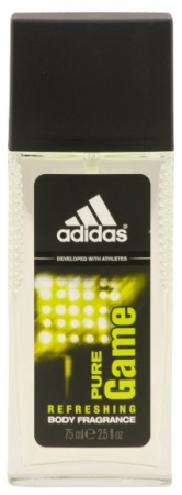 Adidas deospray ve skle Men Pure Game 75 ml