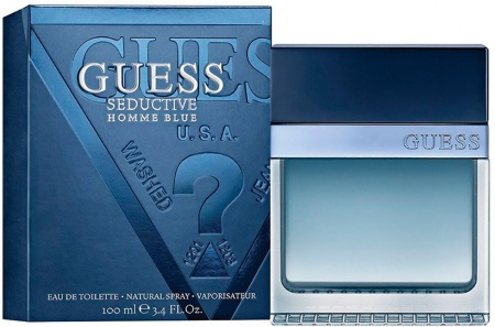 Guess Seductive Blue Men toaletní voda 50 ml