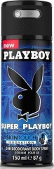 Playboy deospray Men Super Playboy 150 ml