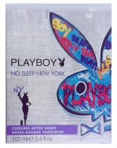 Playboy voda po holení No Sleep New York 100 ml