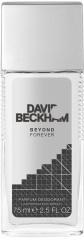David Beckham Beyond Forever deospray ve skle 75 ml