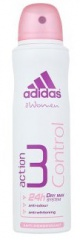 Adidas deospray Woman Action 3 Control 150 ml