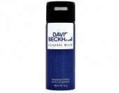 David Beckham Classic Blue deospray 150 ml