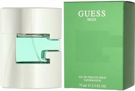 Guess Man toaletní voda 75 ml
