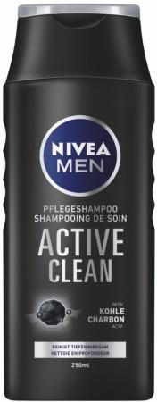 Nivea šampon Men Active Clean 250 ml