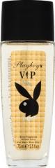 Playboy deospray ve skle Play It Vip 75 ml