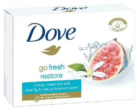 Dove tuhé mýdlo Go Fresh Restore 100 g