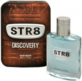 STR8 toaletní voda Discovery 100 ml