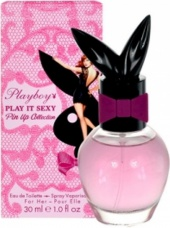 Playboy toaletní voda Play It Sexy Pin Up Collection 30 ml