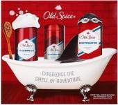 Old Spice sada Whitewater as.100ml + sprchový gel 250ml+deodorant 125ml