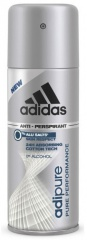 Adidas deospray antiperspirant Men Adipure 150 ml