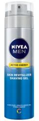 Nivea gel na holení Men Active Energy 200 ml