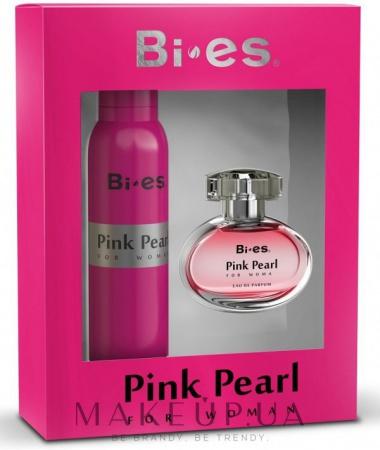 BI-ES sada Pink Pearl Fabulous parfémovaná voda 50 ml+deospray 150 ml