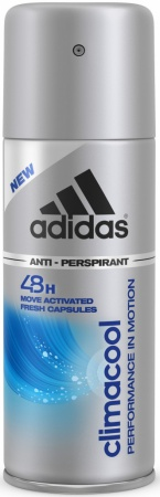 Adidas deospray Men antiperspirant Climacool 48H 150 ml