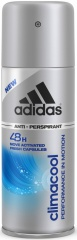 Adidas deospray Men antiperspirant Climacool 48H 150 ml