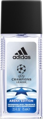 Adidas deospray ve skle Men Champions League Arena Edition 75 ml