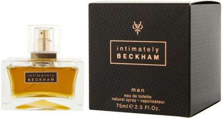 David Beckham Intimately Man toaletní voda