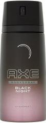 Axe deospray Black Night Men 150 ml