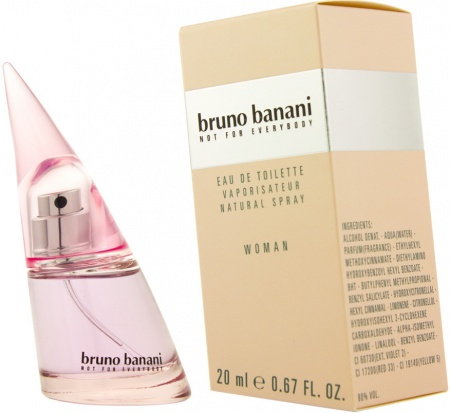 Bruno Banani toaletní voda Woman 60 ml
