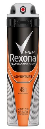 Rexona deospray Men Adventure 48h 150 ml