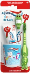 Aquafresh sada zubní pasta Junior 3-5 let 50 ml sada