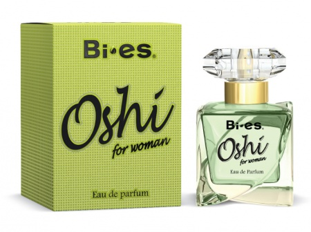 BI-ES parfémová voda OSHI Green Woman 50 ml - TESTER