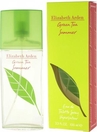 Elizabeth Arden Green Tea Summer toaletní voda 100 ml