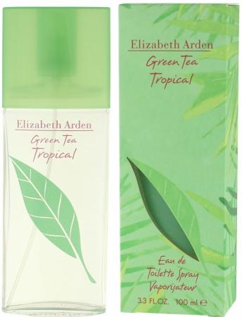 Elizabeth Arden Green Tea Tropical toaletní voda 100 ml