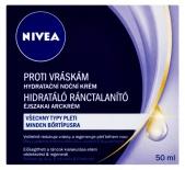 Nivea krém Visage Hydratační noční proti vráskám 50 ml