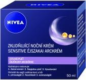 Nivea krém Visage zklidňující noční Sensitive 50 ml