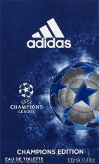 Adidas toaletní voda Champions League 100 ml