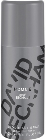 David Beckham Homme deospray 150 ml