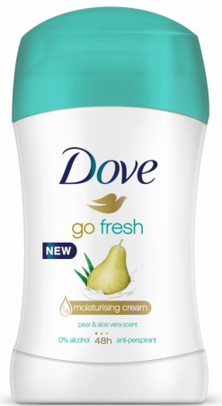 Dove deostick Go Fresh Pear & Aloe Vera Scent 40 ml
