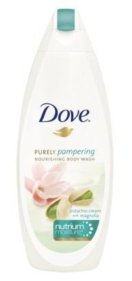 Dove sprchový gel Purely Pampering Pistachio Cream & Magnolia 250 ml