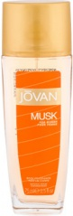 Jovan Musk deospray ve skle 75 ml