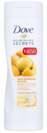 Dove tělové mléko Nourishing Secrets Mango Butter 250 ml