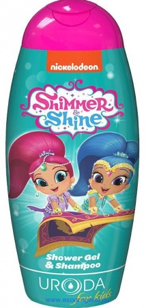 BI-ES sprchový gel 2v1 Shimmer & Shine 250 ml
