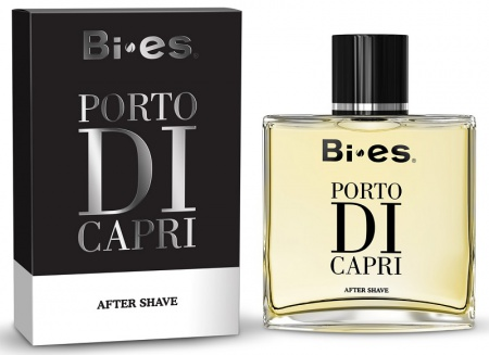 BI-ES voda po holení Porto DI Capri 100 ml