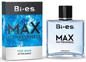 BI-ES voda po holení MAX Ice Freshness 100 ml