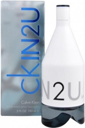 Calvin Klein IN2U Men toaletní voda 150 ml