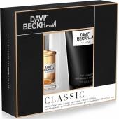 David Beckham Classic toaletní voda 40 ml + sprchový gel 200 ml