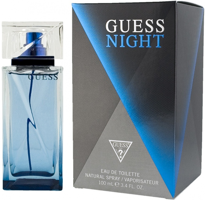 Guess Night Men toaletní voda 50 ml  3ab503bf0dc