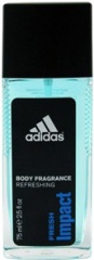 Adidas deospray ve skle Men Fresh Impact 75 ml