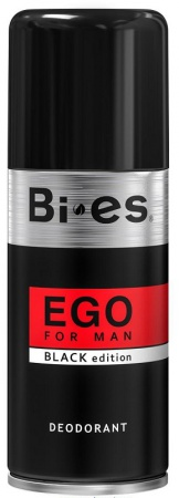 BI-ES deospray Men Ego Black 150 ml