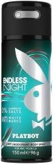 Playboy deospray Men Endless Night 150 ml
