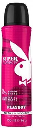 Playboy deospray Super Playboy 150 ml