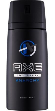 Axe deospray Anarchy Men 150 ml