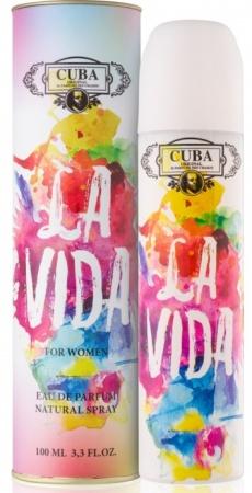 Cuba Original La Vida Woman parfémovaná voda 100 ml