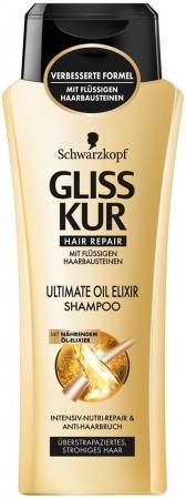 Gliss Kur vlasový šampón Ultimate Oil Elixir 250 ml